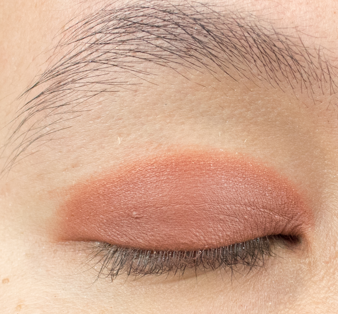 Colourpop All I See is Magic Pressed Powder Shadow Palette Top Notch Swatch