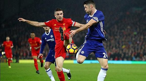 Liverpool vs Chelsea EN VIVO por la Premier League