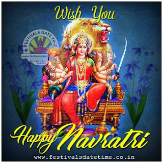 Happy Navratri Wallpaper Free Download 7