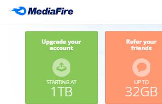 Como aumentar Gratis tu almacenamiento en Mediafire