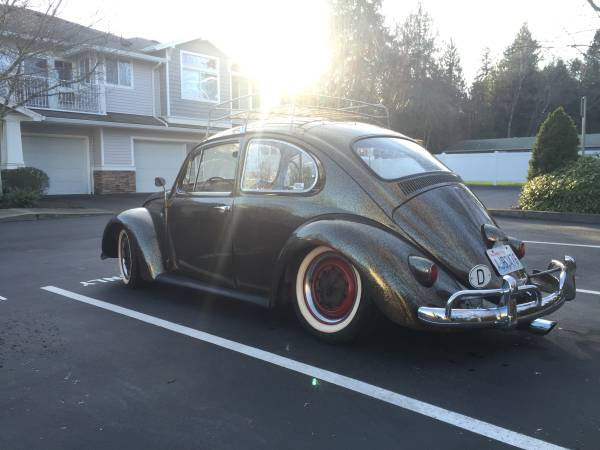 1966 Custom VW Bug