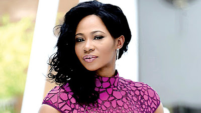 Actress Nse Ikpe-Etim talks about how to celebrate valentine's day