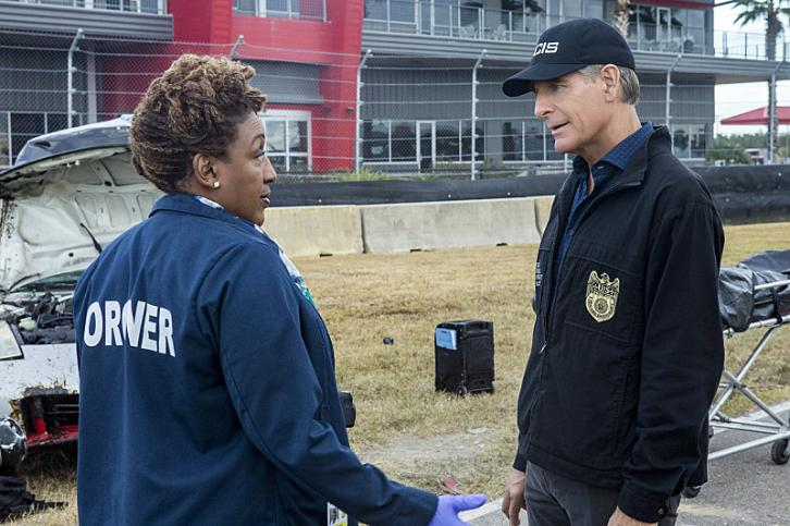NCIS: New Orleans - Episode 3.09 - Overdrive - Promotional Photos & Press Release