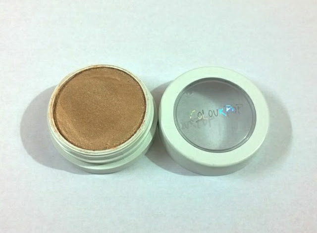ColourPop Super Shock Highlighter in Wisp - Review & Swatches