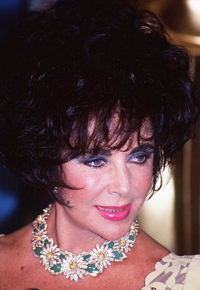 The Golden Leopard Elizabeth Taylor A Life Of Jewels