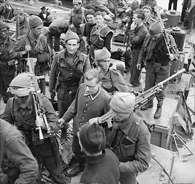 Foto Tawanan Perang Jerman Pada Perang Dunia 2 Kumpulan