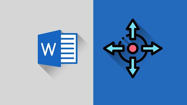 3 Metode Bergerak di dalam Dokumen - Word 2019