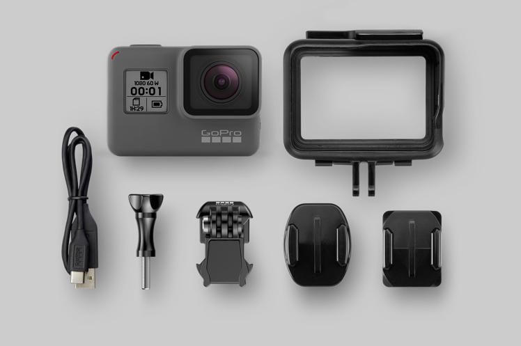 Комплектация GoPro Hero