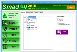 SmadAV Latest Version V 11.04 Free Download for Windows