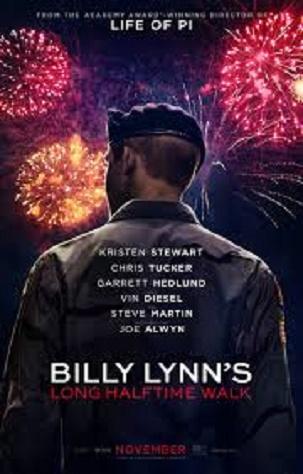Billy Lynn's Và Cuộc Chiến Nữa Đời Người - Billy Lynn's Long Halftime Walk