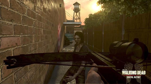 The Walking Dead Survival Instinct Download Photo