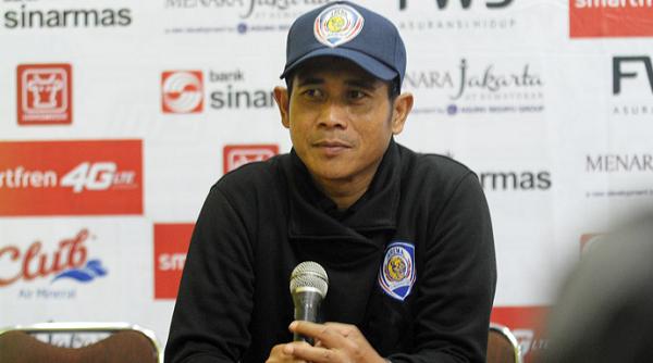 Joko Susilo: Arema FC Wajib Kalahkan Persela Lamongan