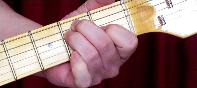 Acordes Básicos Para Principiantes Guitarra
