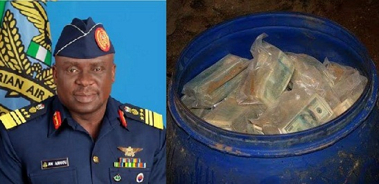 Ex-NAF chief returns N2.6b to FG