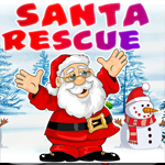 Games4King Santa Rescue Escape Walkthrough