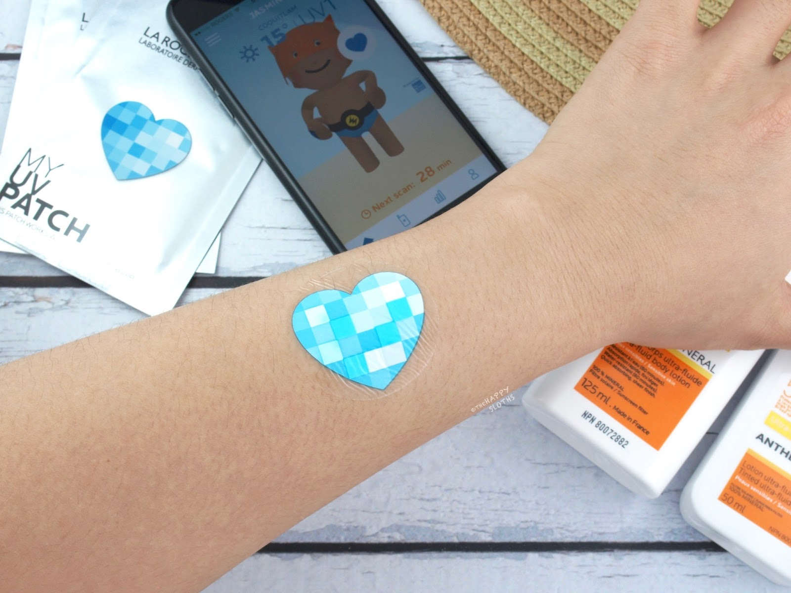 La Roche-Posay | My UV Patch