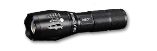 trutorch tactical flashlight