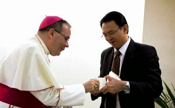 Ketua Dewan Gereja New York: Kita Harus Kerja Keras Agar Ahok Jadi Presiden RI