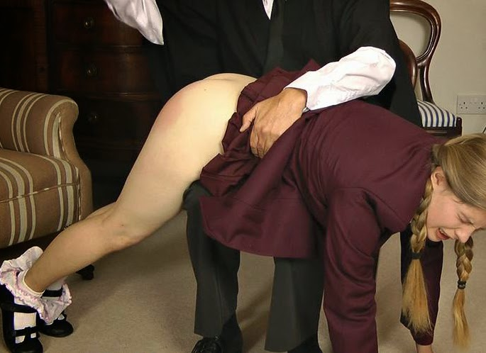 over the knee spanking positions
