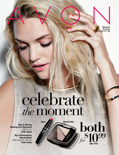 AVON SPECIAL EVENTS CELEBRATE THE MOMENT