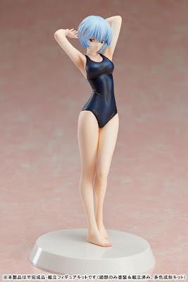 """Figuras: Sensual figura de Rei Ayanami Summer Queens de """"Rebuild of Evangelion"""" - Our Treasure"""