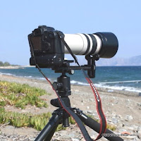 Create a Heavy Duty Long Lens Support Bracket