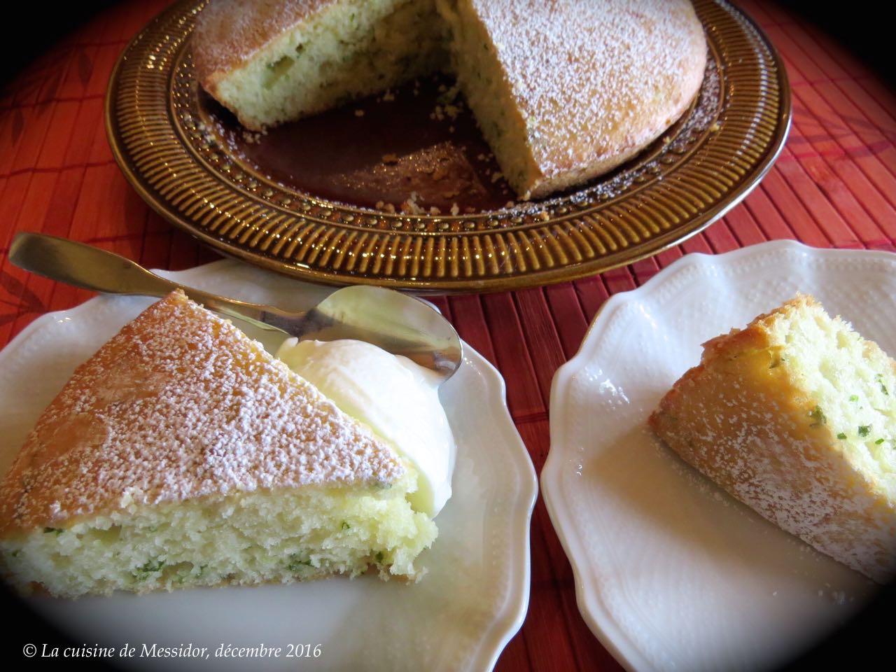 La cuisine de messidor petit g teau l huile et au citron - Gateau a l huile ...