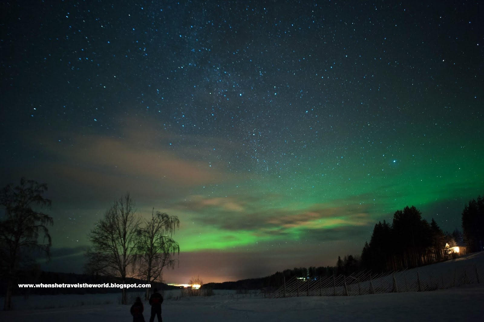 Rovaniemi Northern Lights Forecast