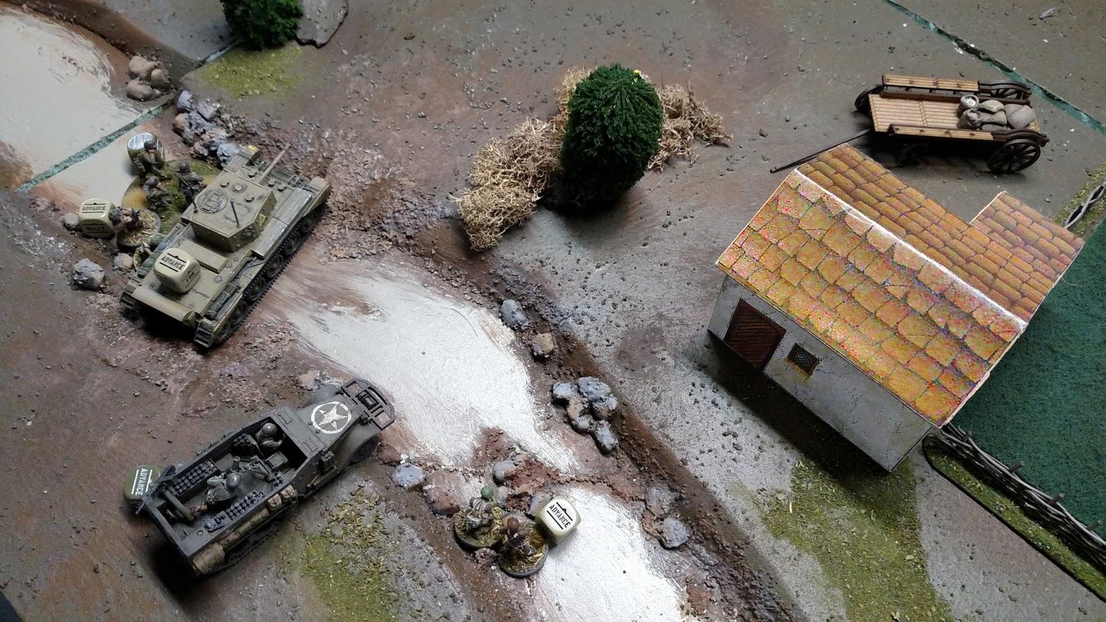 Battleground Hobbies: Bolt Action Battle Report: Market Garden