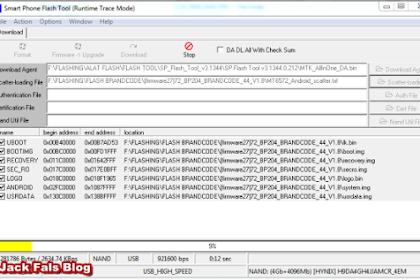 Cara Flash BrandCode B4S Tested