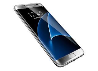 Galaxy S7 edge possui leitor de digitais