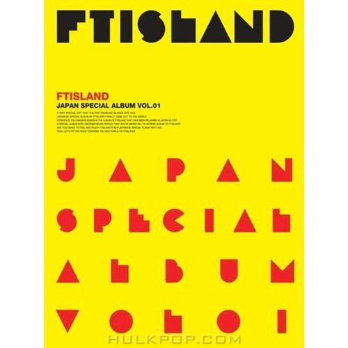 FTISLAND – Japan Special Album, Vol. 1 (ITUNES MATCH AAC M4A)