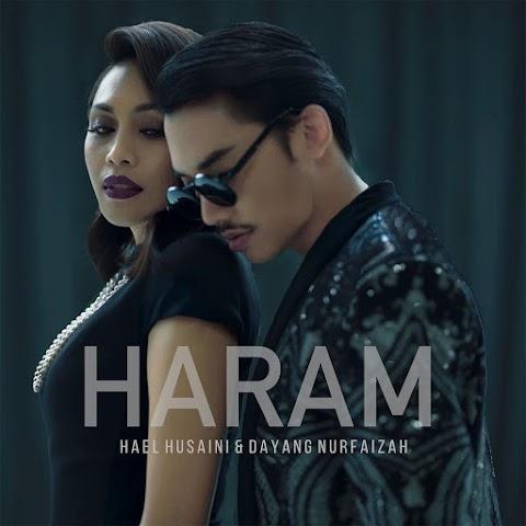 Hael Husaini & Dayang Nurfaizah - Haram MP3