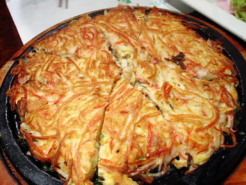 Korean Pancake Recipe: Opening The Eyes All Over The World Food: Such A Delicious