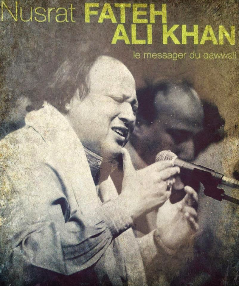 Lyrics Awwal Allah Noor Upaya, Qudrat Keh Sub Banday by Qawali by NFAK