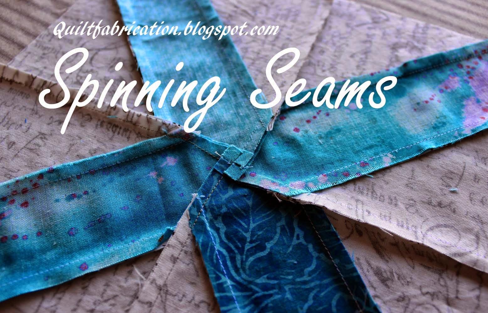 spinning seams pinwheel fabric bulk center