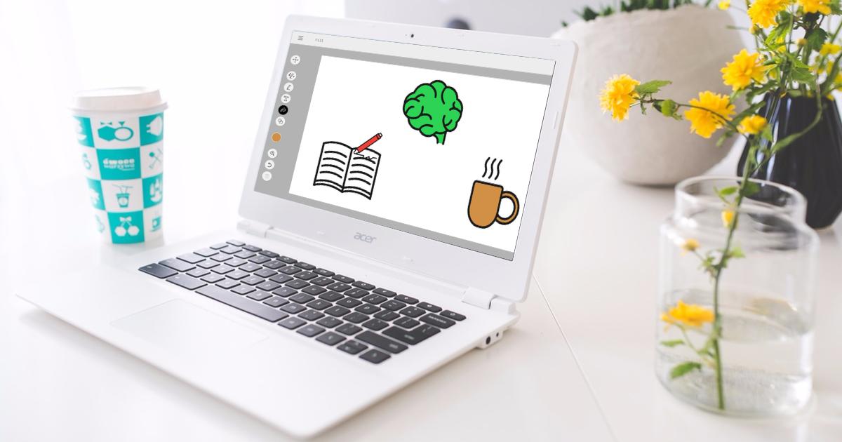 Google AutoDraw AI幫你畫卡片、簡報圖案,人人都可快速繪圖