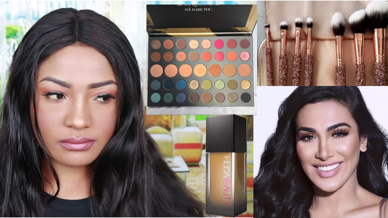 Step-by-Step Beginner Makeup Tutorial | Makeup for Black Women | Ella mojoko