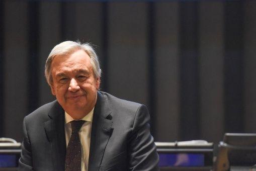 ONU descarta encuentro con Trump durante visita de Guterres
