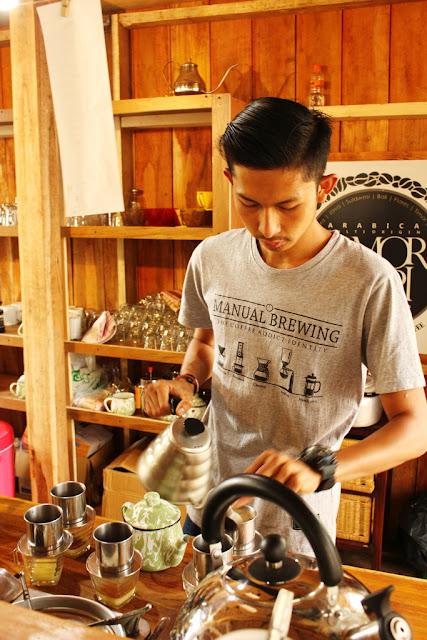 brewing armor kopi