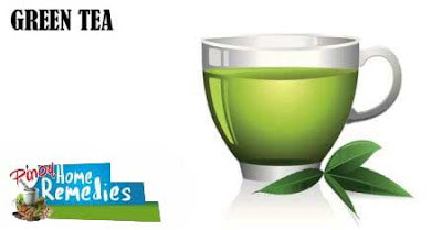 Home Remedies for Itchy Eyes: Green Tea