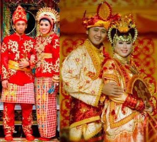 Gambar Pakaian Adat Sulawesi Tenggara