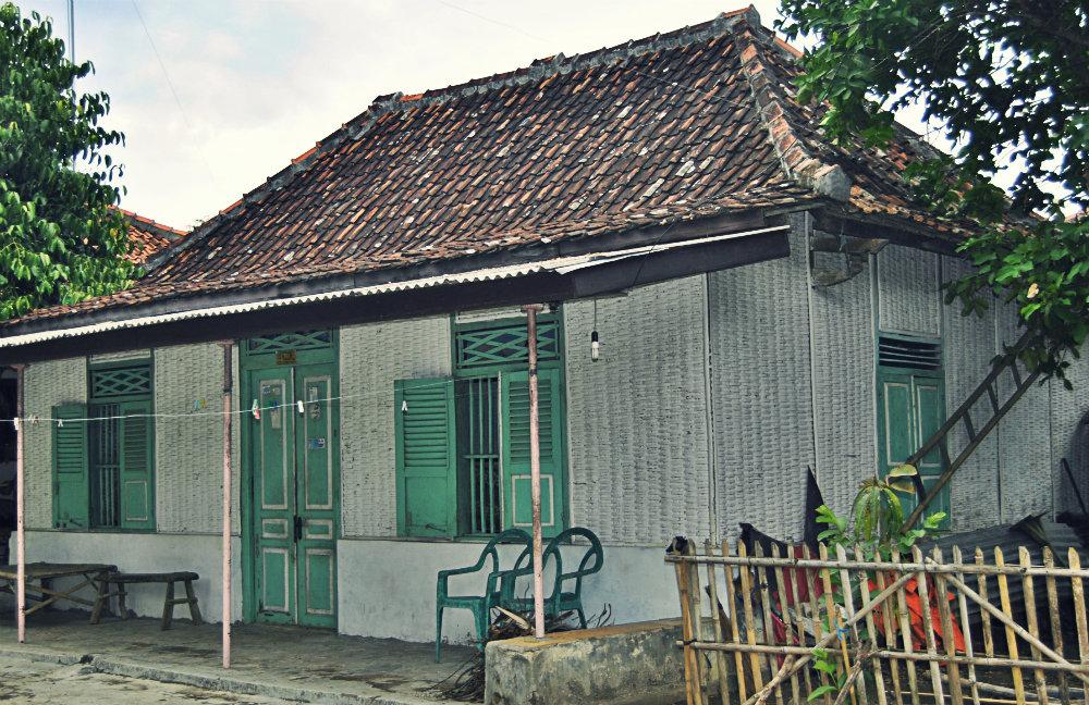 Denah Rumah Sederhana Jaman Dulu desain rumah jaman dulu