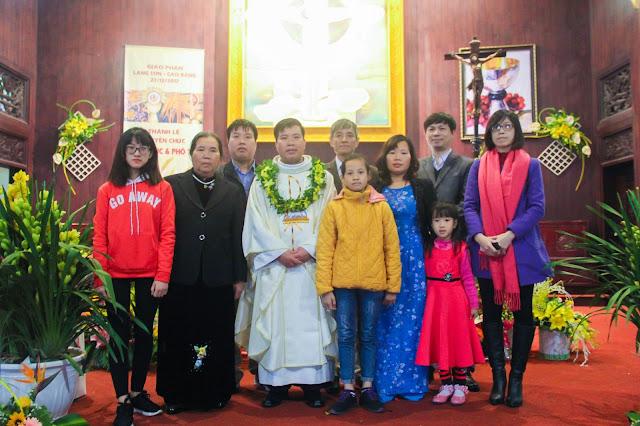 Lễ truyền chức Phó tế và Linh mục tại Giáo phận Lạng Sơn Cao Bằng 27.12.2017 - Ảnh minh hoạ 234