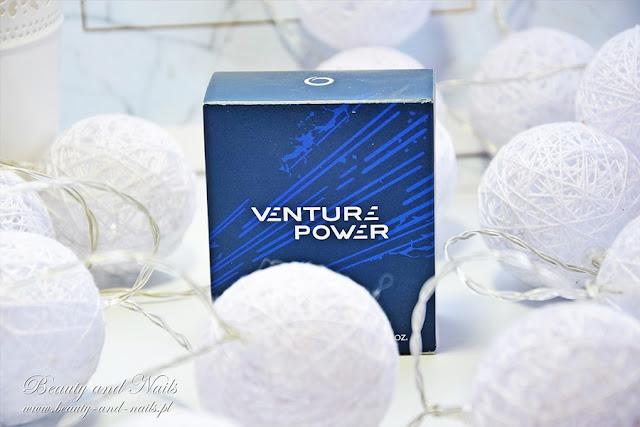 Venture Power, męski zapach od Oriflame.