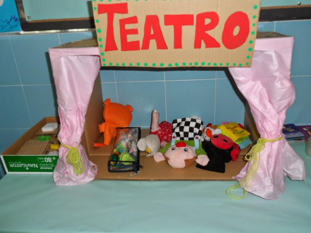Paula infantil teatro y marionetas - Teatro marionetas ikea ...