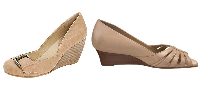 e5b9f89080fa Über Chic for Cheap  Reader Request  Nude Wedges