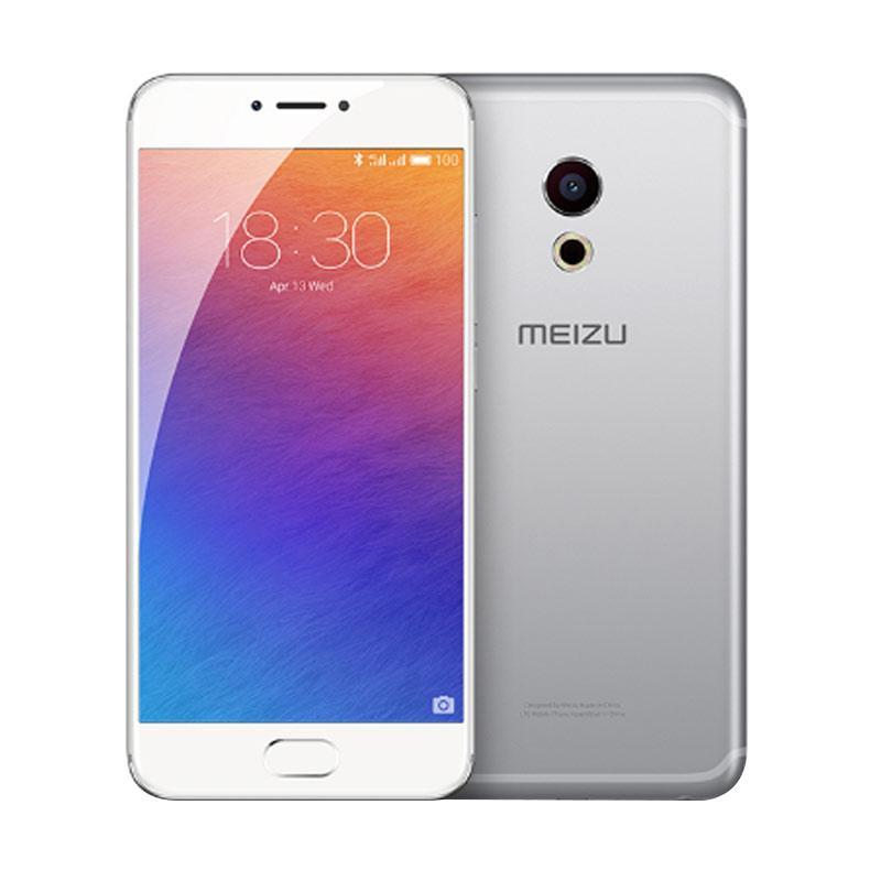 Meizu Pro 6 Smartphone - Silver [32 GB/4 GB]