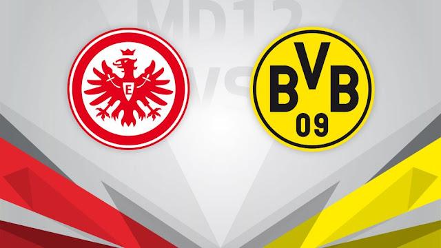 Eintracht Frankfurt vs Borussia Dortmund Full Match & Highlights 21 October 2017
