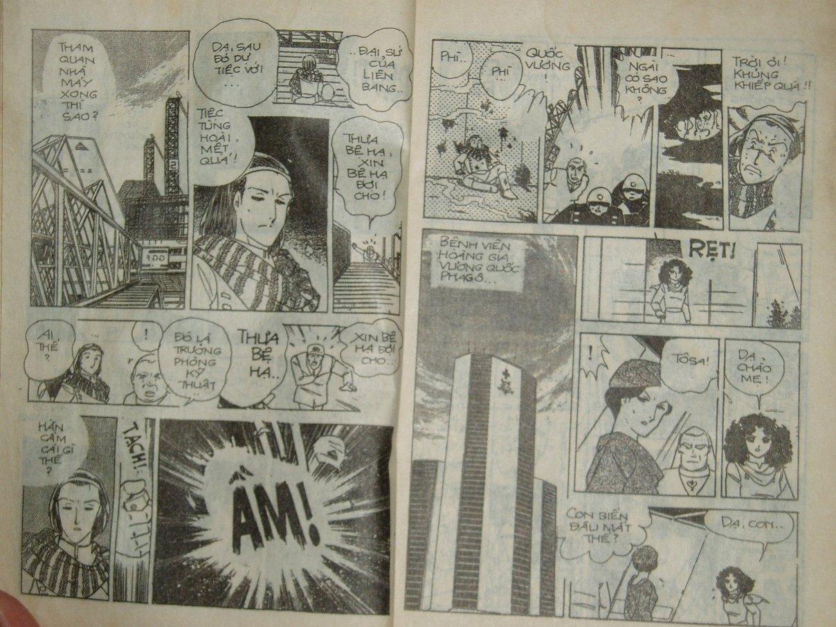 Siêu nhân Locke vol 12 trang 3